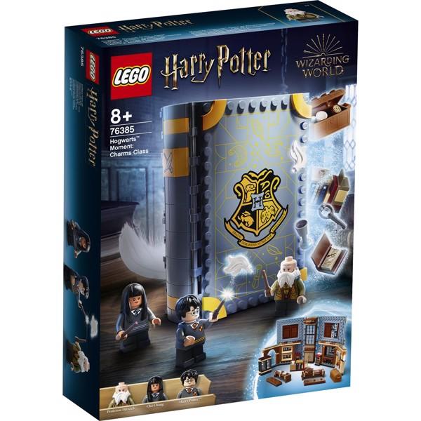 Image of Hogwarts-scene: Besværgelseslektion - 76385 - LEGO Harry Potter (76385)