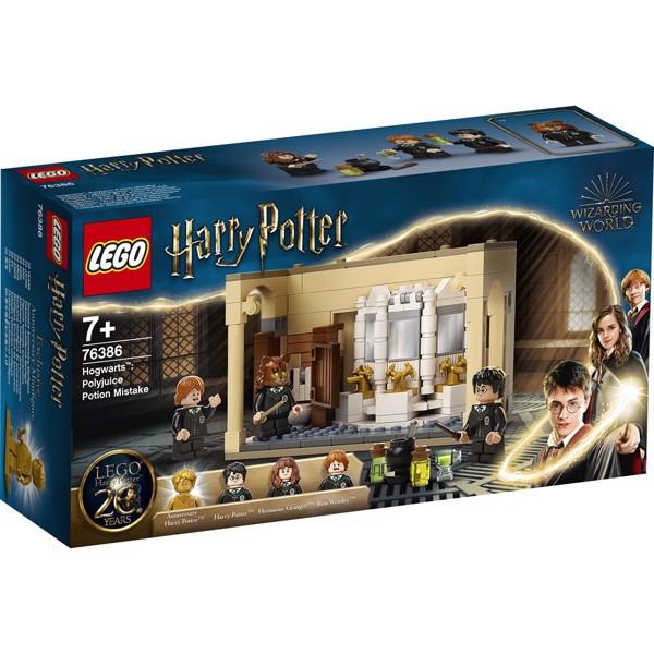 Image of Hogwarts: Polyjuice-eliksirfejl - 76386 - LEGO Harry Potter (76386)