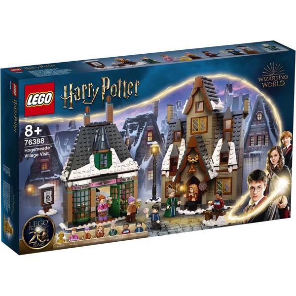 Image of Besøg i Hogsmeade-landsbyen - 76388 - LEGO Harry Potter (76388)
