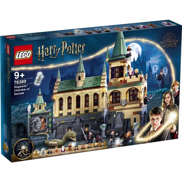 Image of Hogwarts: Hemmelighedernes Kammer - 76389 - LEGO Harry Potter (76389)