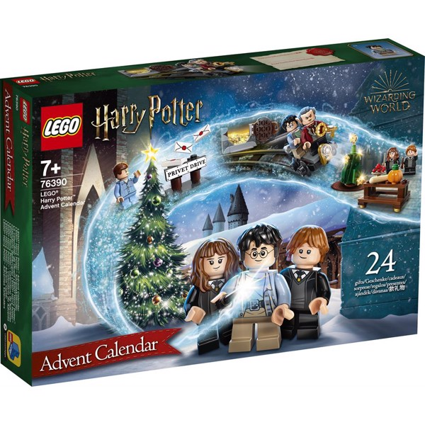 Image of 2021 Julekalender - 76390 - LEGO Harry Potter (76390)