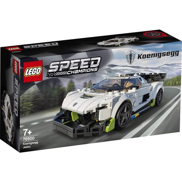 Image of Koenigsegg Jesko - 76900 - LEGO Speed Champions (76900)