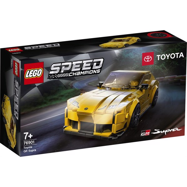 Image of Toyota GR Supra - 76901 - LEGO Speed Champions (76901)