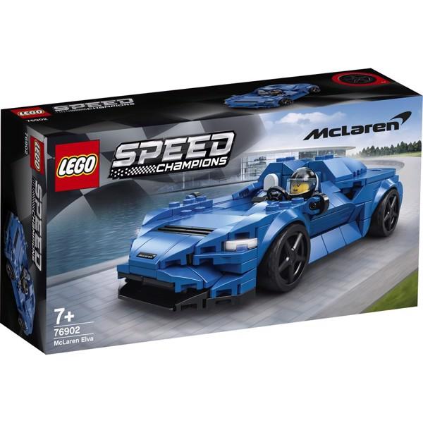 Image of McLaren Elva - 76902 - LEGO Speed Champions (76902)