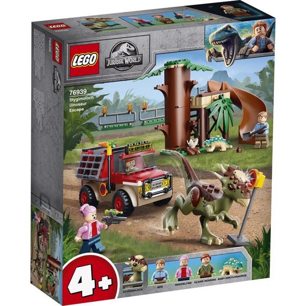 Image of Stygimoloch Dinosaur Escape - 76939 - LEGO Jurassic World (76939)