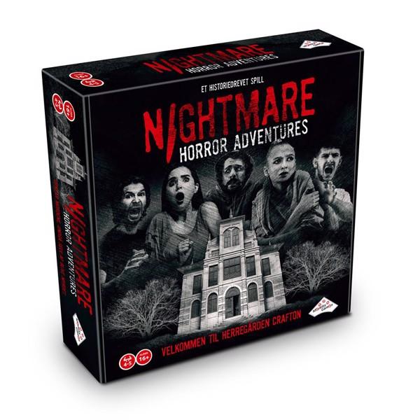 Image of Nightmare DK - Fun & Games (MAK-85-725)