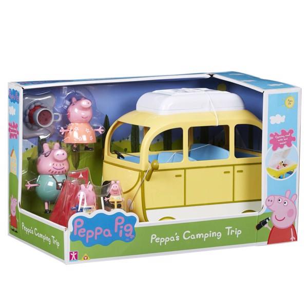 Image of Deluxe Campervan Playset - Gurli Gris (MAK-905-06922)