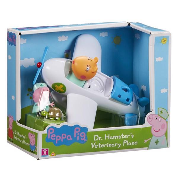 Image of Dr. Hamster Plane - Gurli Gris (MAK-905-07349)