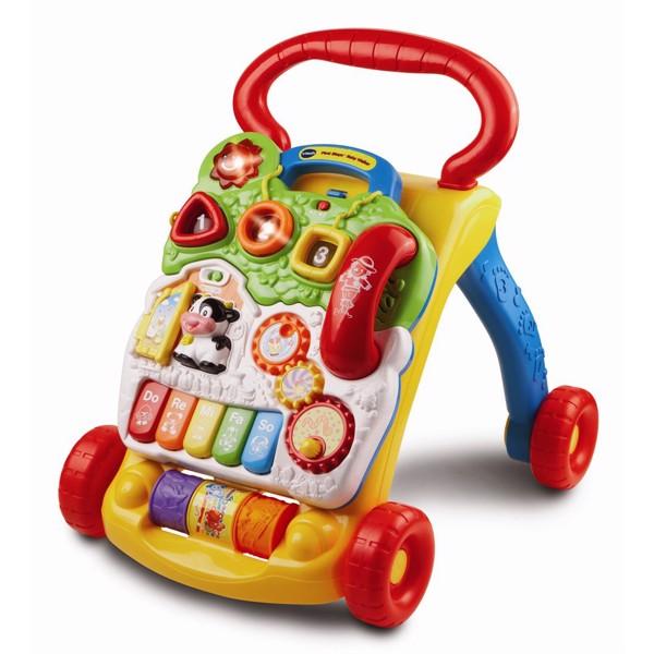 Baby Barnets første Gåvogn - Vtech