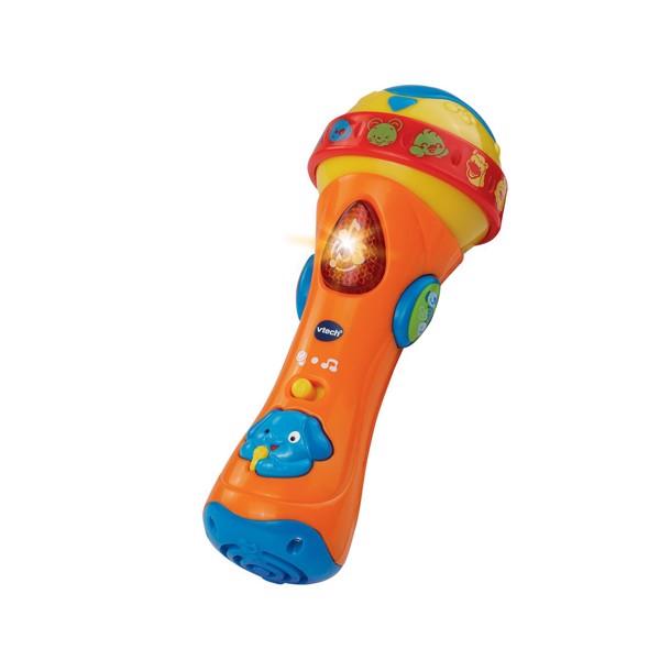 Image of Baby Syng med mikrofon - Vtech (MAK-950-078735)