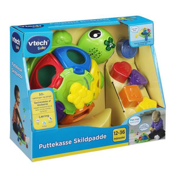 Image of Baby Puttekasse Skildpadde - Vtech (MAK-950-602432)