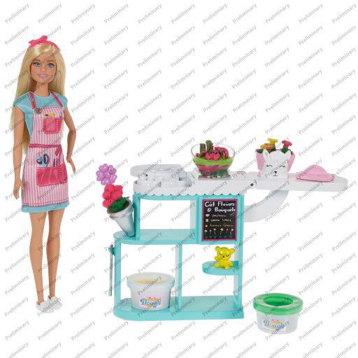 Image of Florist - Barbie (MAK-960-0114)