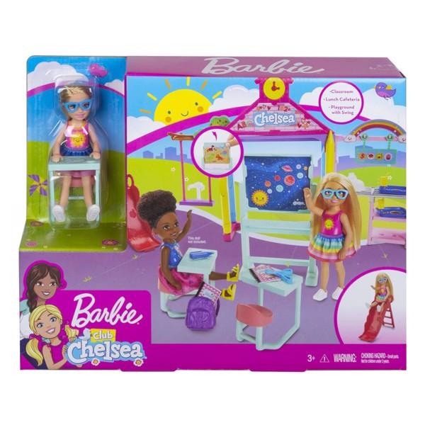 Image of Chelsea School Playset - Barbie (MAK-960-0214)