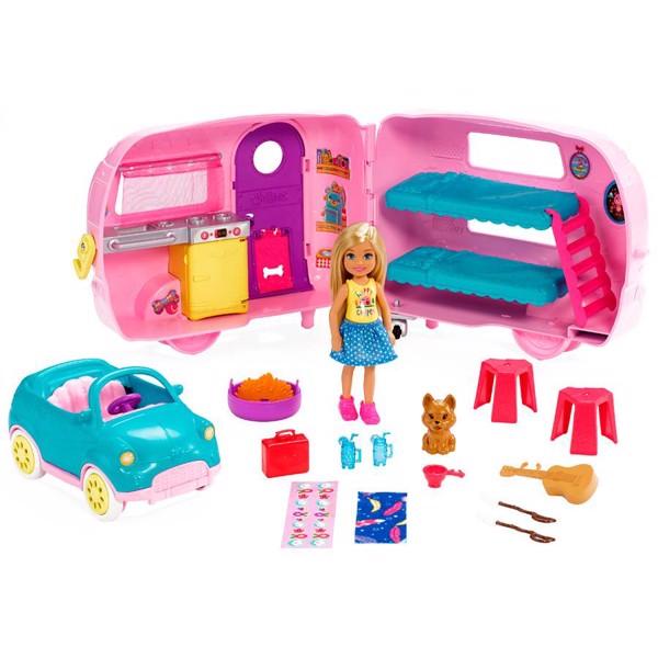 Image of Chelsea Camper - Barbie (MAK-960-0215)
