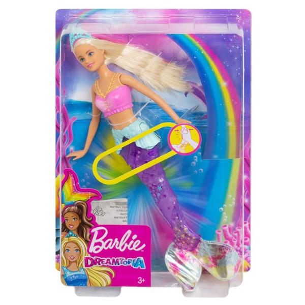 Image of Dreamtopia Sparkle Lights Mermaid - Barbie (MAK-960-0301)