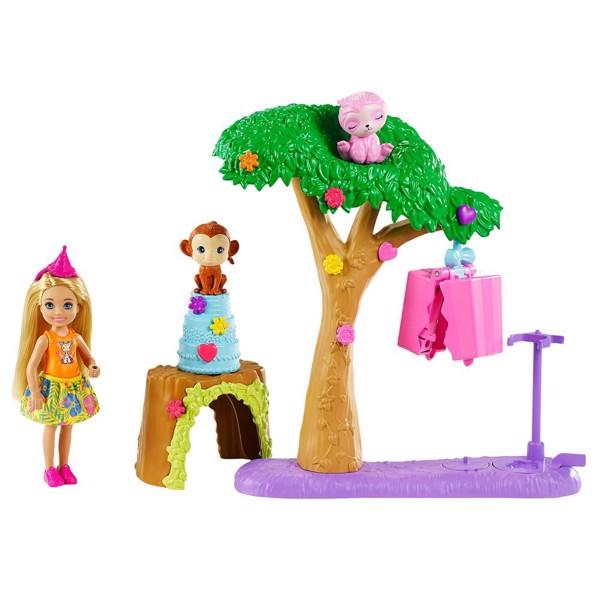 Image of Chelsea Feature Dukke/Playset - Barbie (MAK-960-0720)