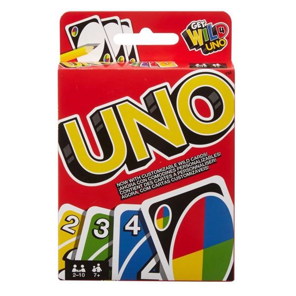 Image of UNO Card Game CDU - Fun & Games (MAK-967-1104)