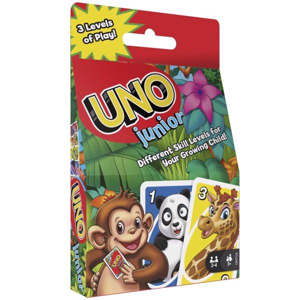 UNO Junior Card Game - Refresh - Fun & Games
