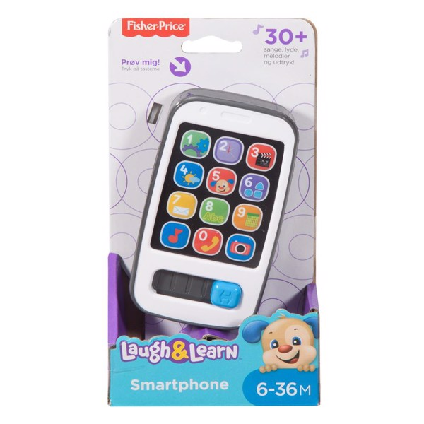 Image of Smart Phone - Fisher Price (MAK-972-1705)