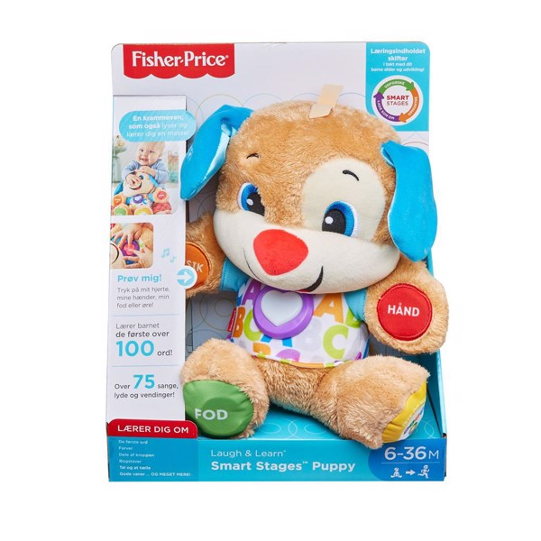 Image of Laugh & Learn Puppy - Fisher Price (MAK-972-1730)