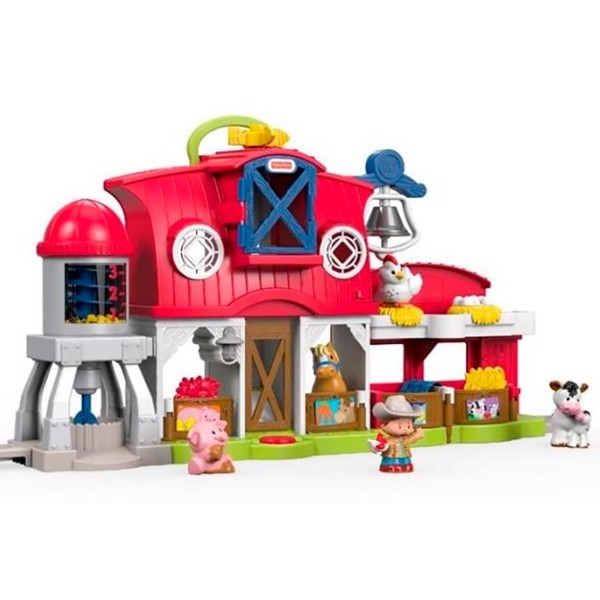 Image of Little People Farm - Fisher Price (MAK-972-1824)