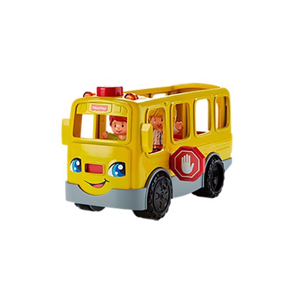 Image of Little People Large School Bus - Fisher Price (MAK-972-1825)
