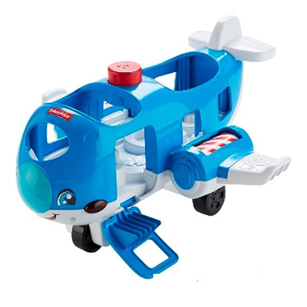 Image of Little People Large Airplane - Fisher Price (MAK-972-1826)