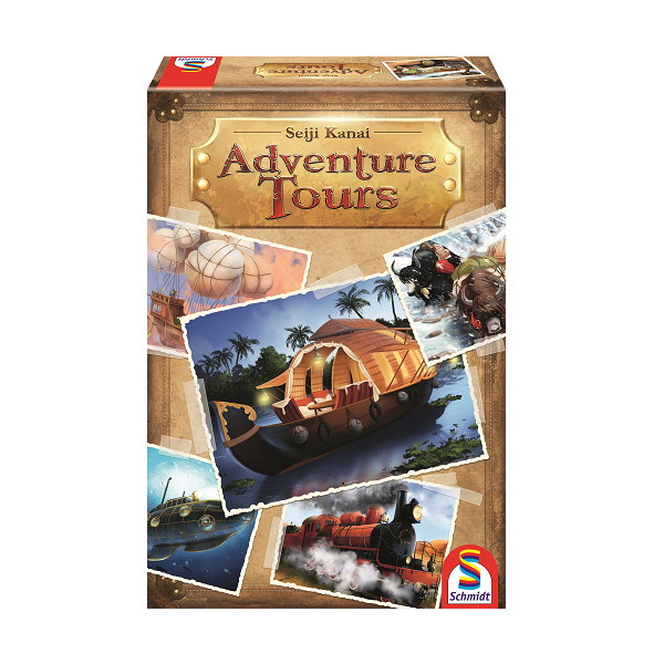 Image of Adventure Tours - Fun & Games (87165)
