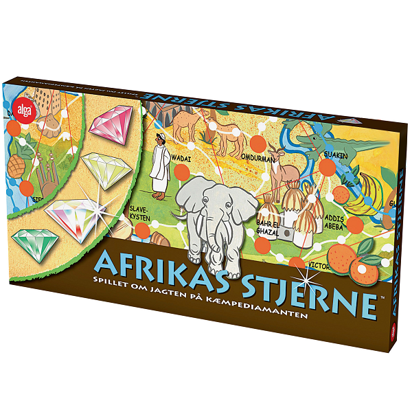 Image of Afrikas Stjerne - Fun & Games (38012709)