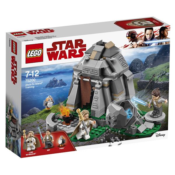 Image of   Ahch-To ø-træning - 75200 - LEGO Star Wars