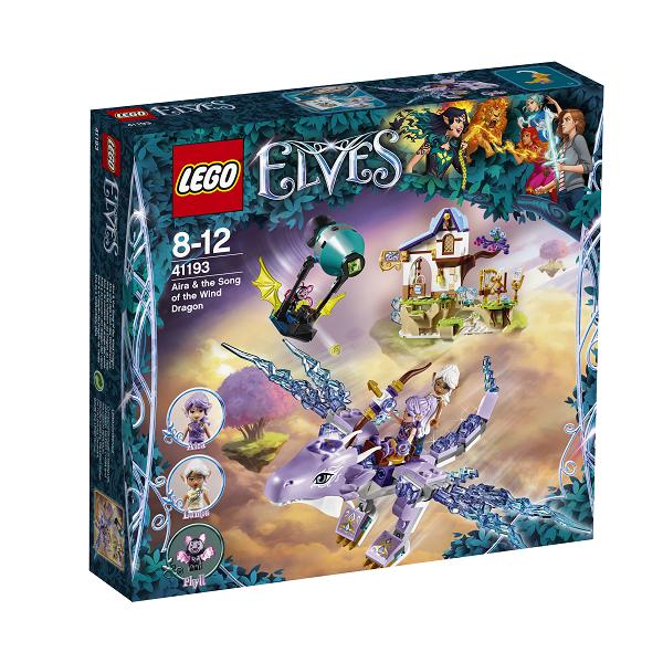 Image of   Aira og vinddragens sang - 41193 - LEGO Elves