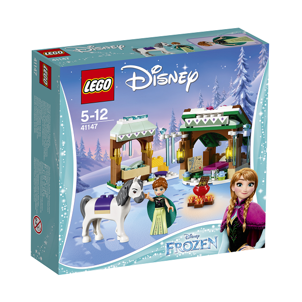 Image of   Annas sneeventyr - 41147 - LEGO Disney Princess
