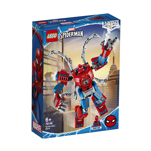 Image of Spider-Man-robot - 76146 - LEGO Super Heroes (76146)