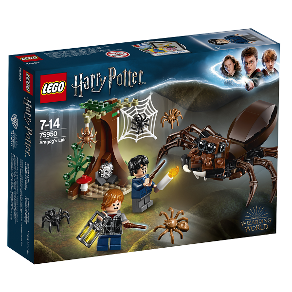 Image of Aragogs hule - 75950 - LEGO Harry Potter (75950)