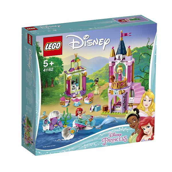 Image of   Ariel, Aurora og Tianas royale fest - 41162 - LEGO Disney Princess