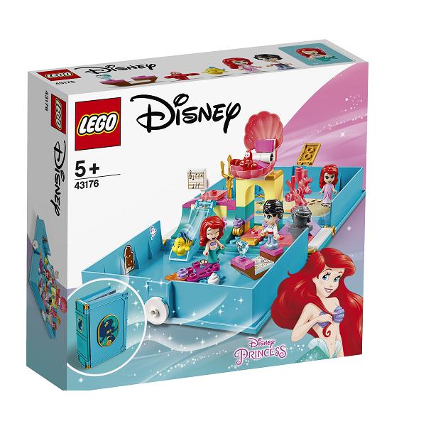 Image of   Ariels bog-eventyr - 43176 - LEGO Disney