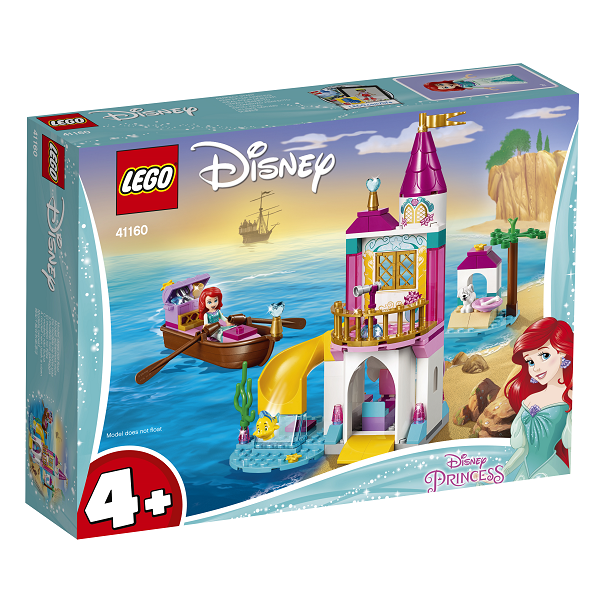 Image of Ariels slot ved havet - 41160 - LEGO Disney Princess (41160)