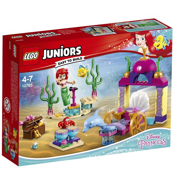 Image of   Ariels undervandskoncert - 10765 - LEGO Juniors