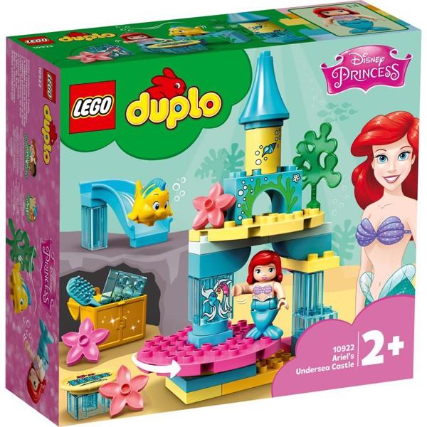 Image of Ariels undervandsslot - 10922 - LEGO DUPLO (10922)