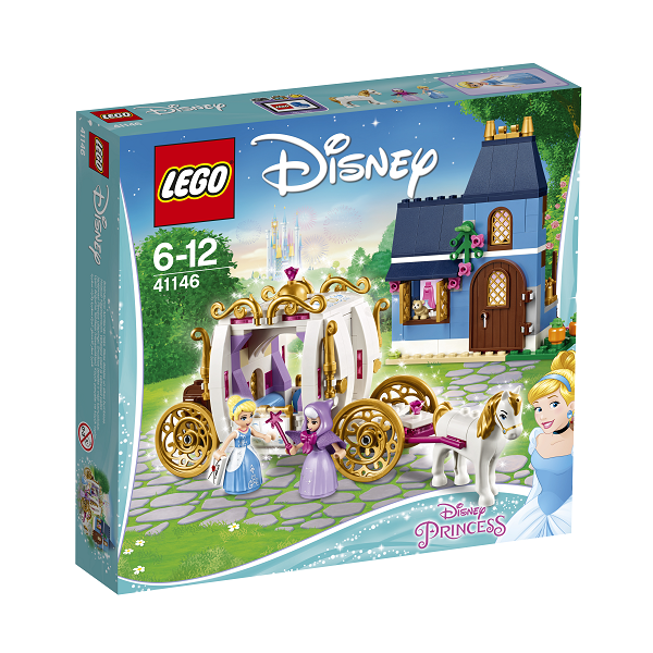 Image of Askepots fortryllede aften - 41146 - LEGO Disney Princess (41146)