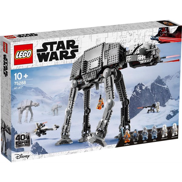 Image of AT-AT - 75288 - LEGO Star Wars (75288)