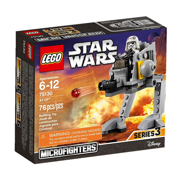 Image of   AT-DP - 75130 - LEGO Star Wars