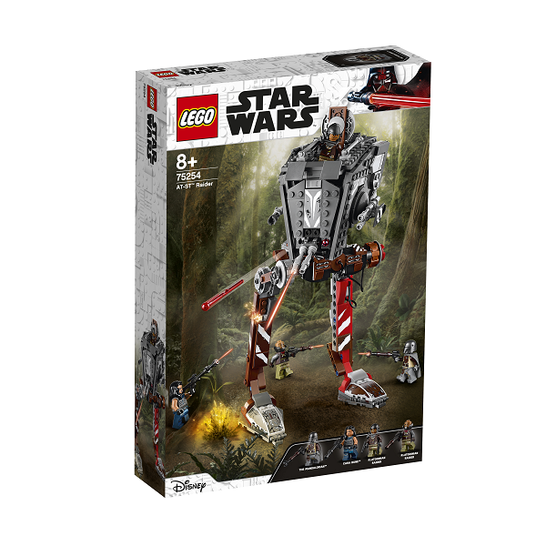 Image of AT-ST Raider - 75254 - LEGO Star Wars (75254)