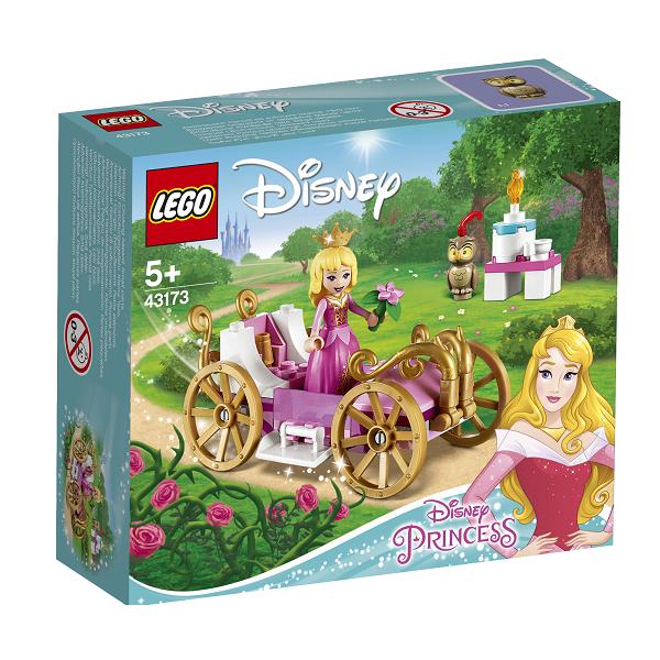 Image of   Auroras royale karet - 43173 - LEGO Disney