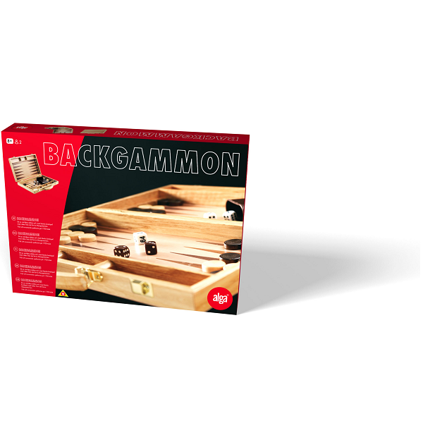 Image of   Backgammon - Fun & Games