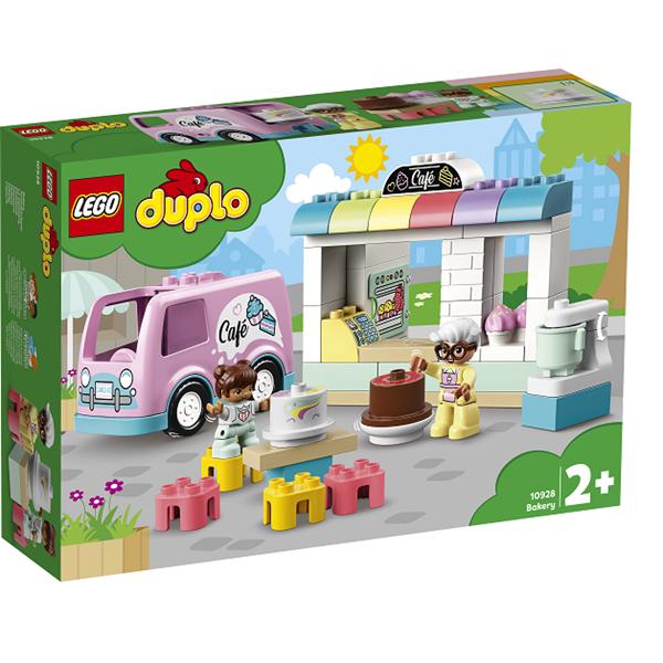 Image of   Bageri - 10928 - LEGO DUPLO