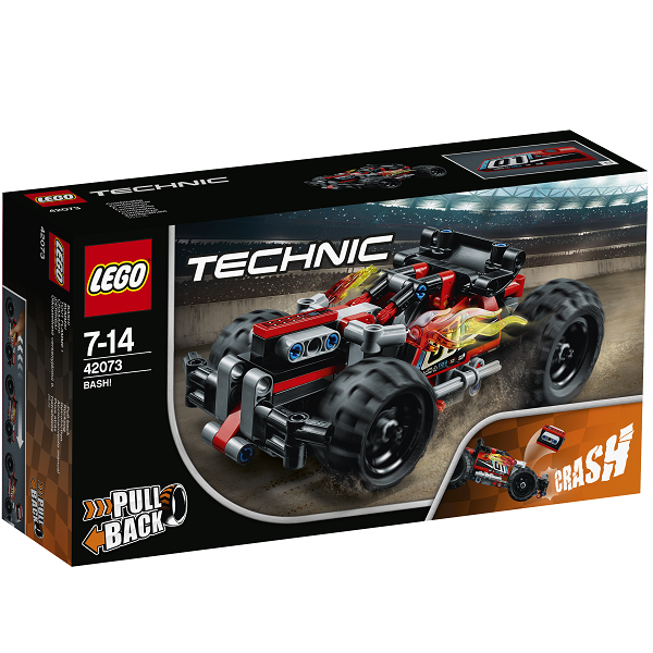 Image of BASH! - 42073 - LEGO Technic (42073)