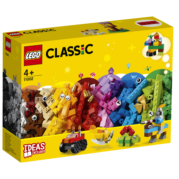 Image of Basisklodser - 11002 - LEGO Bricks &More (11002)