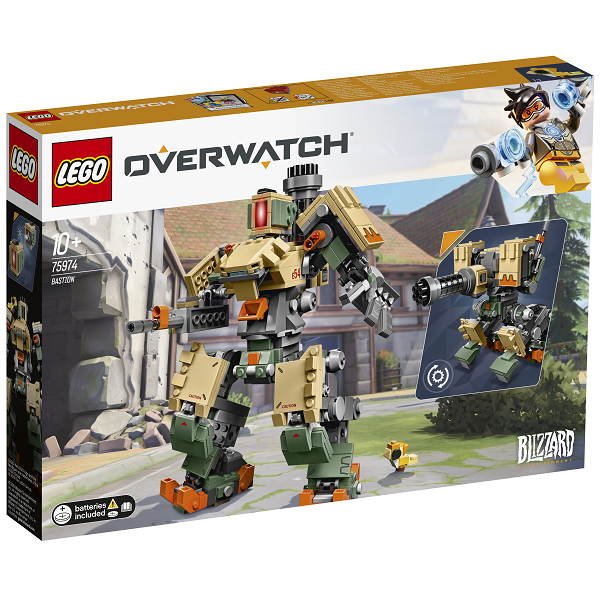 Image of   Bastion - 75974 - LEGO Overwatch