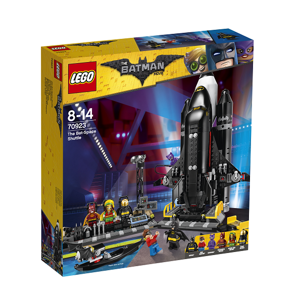 Image of Bat-rumfærgen - 70923 - LEGO Batman Movie (70923)